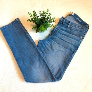 Madewell Mens Slim fit jeans W30 L32 light washed